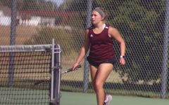 Junior Morgan Shorb placed seventh in #1 singles.