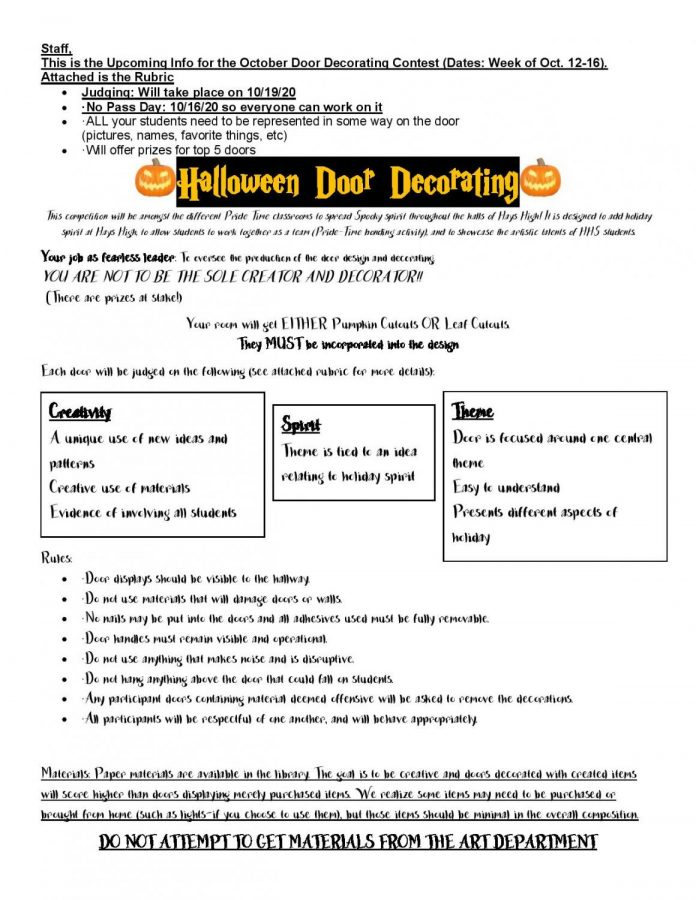 Halloween+door+decorating+competitions+commence