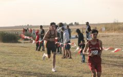 Cross country competed at the Western Athletic Conference (WAC) meet at Liberal on Oct. 15.