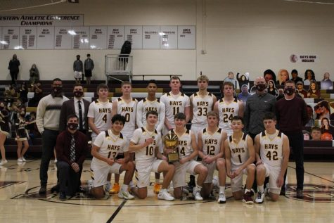 Head Coach Alex Hutchins and company win the Gerald Mitchell Trophy for the first time since 2016 on December 5th against cross-town rival TMP.