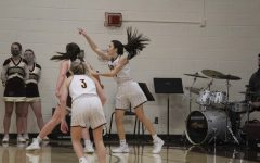 Girls basketball falls to Garden City Buffaloes at home