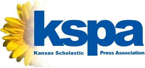 With the Kansas Scholastic Press Association
