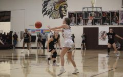 Lady Indians fall to Colby Eagles