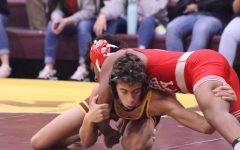Wrestling's next dual will be in Garden City on Feb. 4.