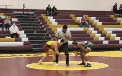 Boys wrestling's next meet will be regionals on Feb. 12 and girls  regionals will be on Feb. 13.