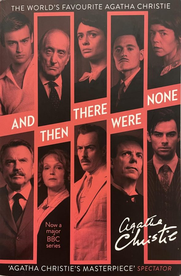Agatha Christies And Then There Were None.
