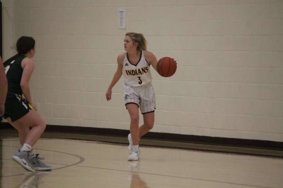 Lady Indians season ends with loss to Salina Central