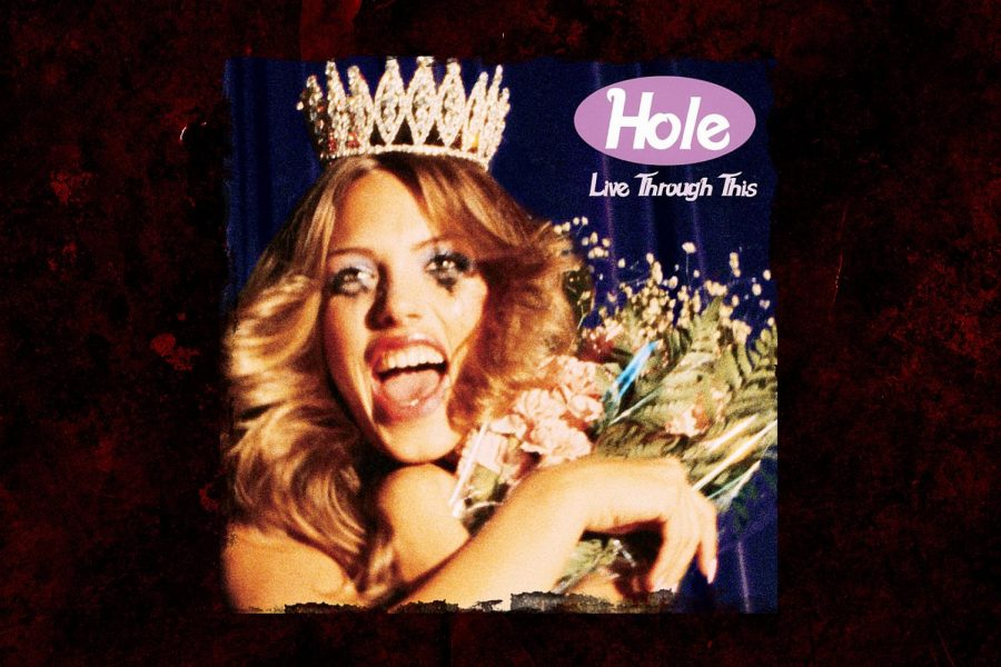 Live Through This by Hole was released on April 12, 1994.