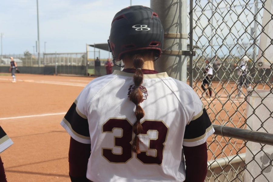 Lady Indians split with Garden City Buffaloes