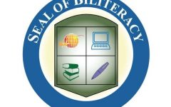 Students can either receive the silver or the gold award when taking the Seal of Biliteracy. Of those who took the test, eight won the silver and three won the gold.
