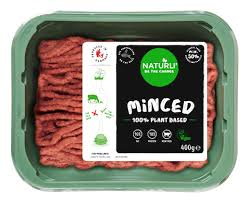 As time goes on fake meat products like this alternative to ground beef continue to look and taste more realistic