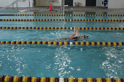 Girls swim will compete in Garden City for the Western Athletic Conference (WAC) on May 13.
