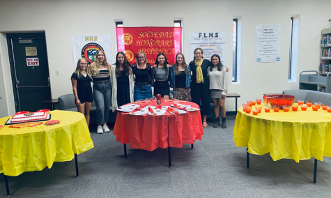 Students recognized for Spanish knowledge, grades
