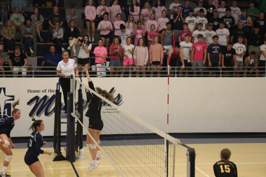 Hays volleyball faces Phillipsburg, Liberal, TMP