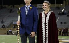 Hays High crowns 2021 Homecoming royalty