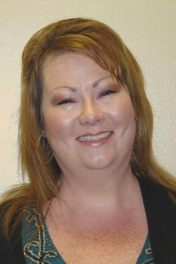 New secretary Christy Kearns replaces LouWayne Davidson