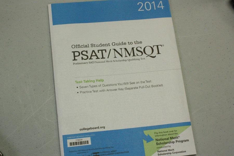 PSAT to be taken Oct. 15