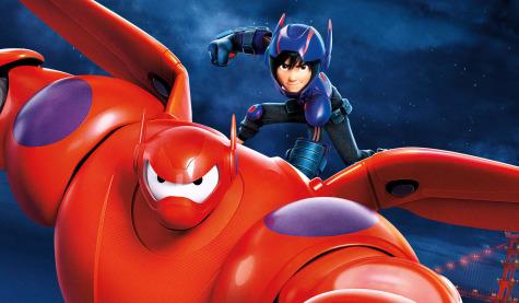 """Big Hero Six"" Movie Review"