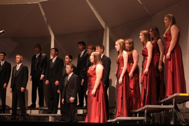 Chamber Singers perform at annual cathedral concert in Victoria
