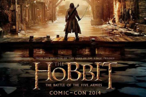 """""""The Battle of the Five Armies"""" movie review"""