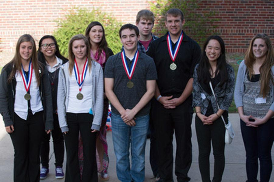 Science Olympiad participates at state on April 4