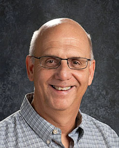 Gasper celebrates 12 years of teaching