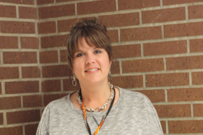 English teacher Alicia Brungardt returns for a second time