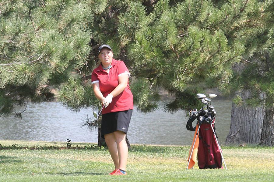 Girls golf takes third at Bob Blazer Invitational on Aug. 31