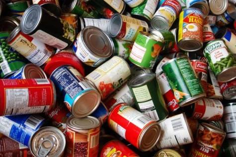 Hays High donates to help food pantries