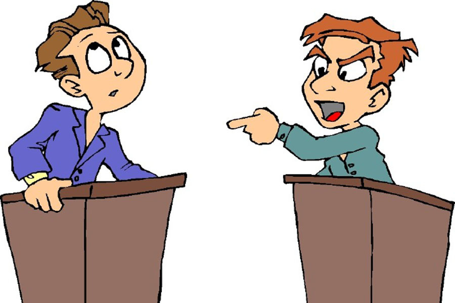 Debate hosted tournament on Oct. 3