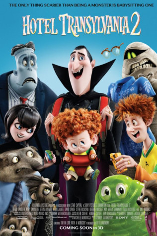 """Hotel Transylvania 2"" movie review"