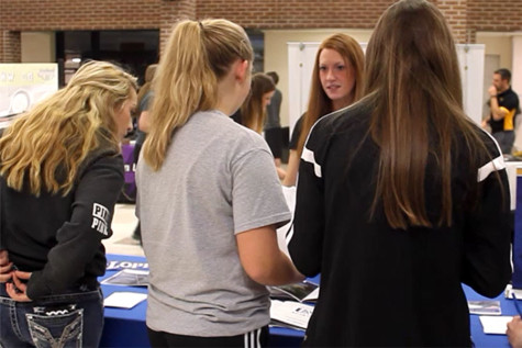 College career planning conference held at Hays High