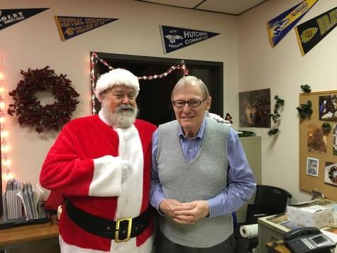 Mr. Goodchuck celebrates 80th birthday
