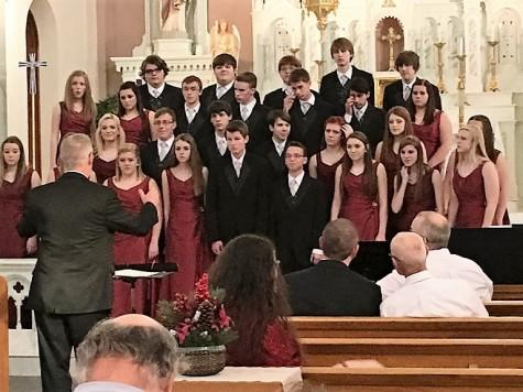 Cathedral Christmas Concert photos