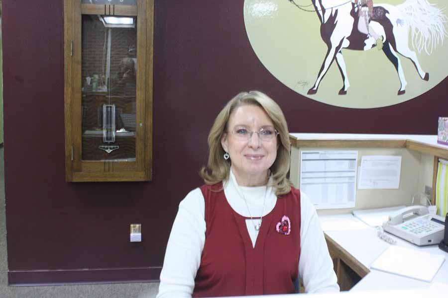 Secretary Teresa Baker