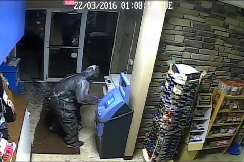 Hays ATM robbery creates talk amongst students