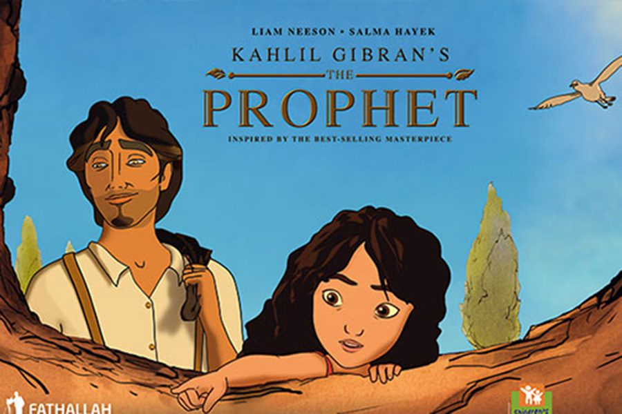 Kahlil Gibrans The Prophet movie review