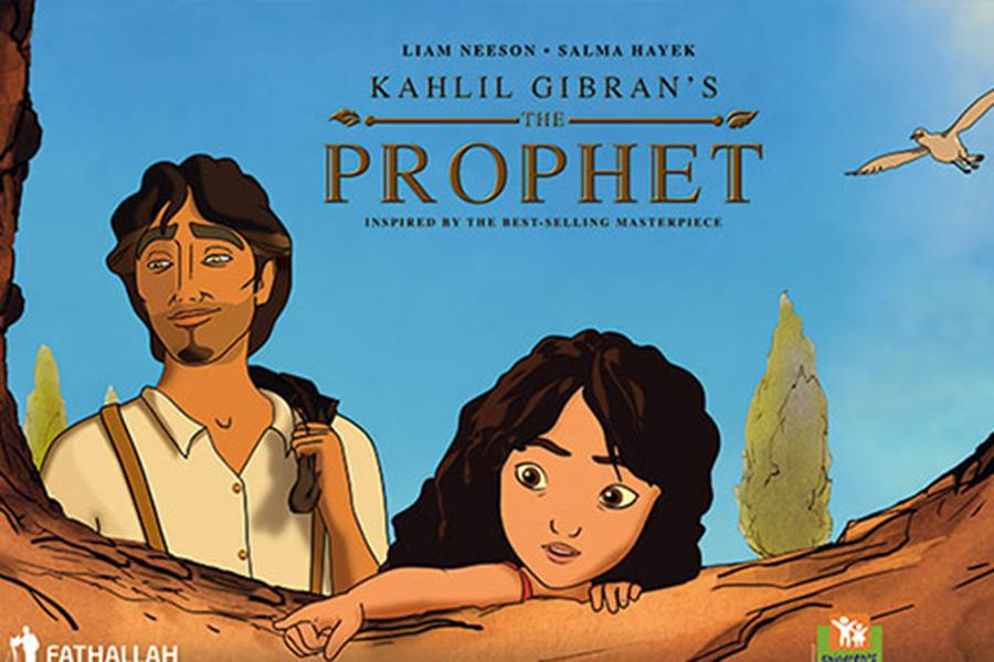"""Kahlil Gibran's The Prophet"""" movie review – the guidon online"""