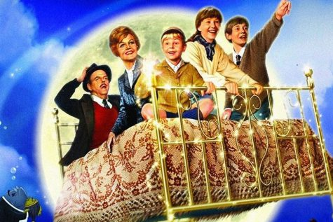 """""""Bedknobs and Broomsticks"""" movie review"""