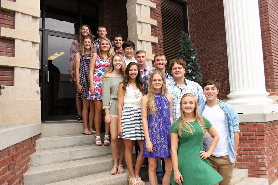 Homecoming candidates express thoughts on nomination