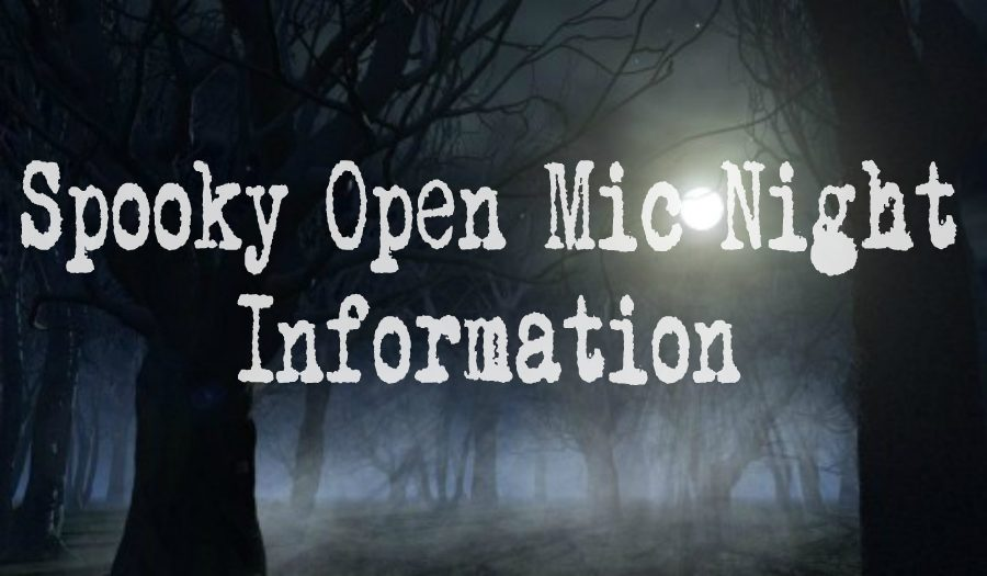 Spooky open mic night to be held at Hays Public Library