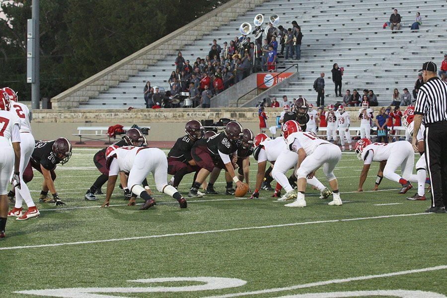 Indian football falls to Dodge City, 44-14