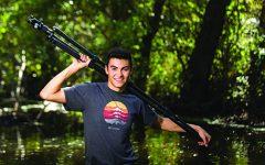 Senior Jacob Alexander pursues career in photography