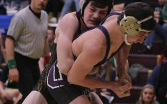 Indian wrestling place third in Campus Invitational