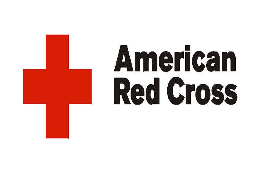 The Red Cross Club signed up people for fire detector installations.