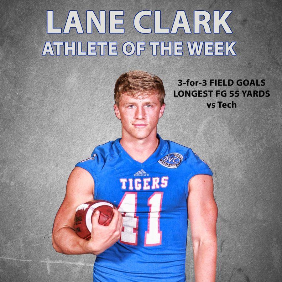2014+graduate+Lane+Clark+talks+college+football