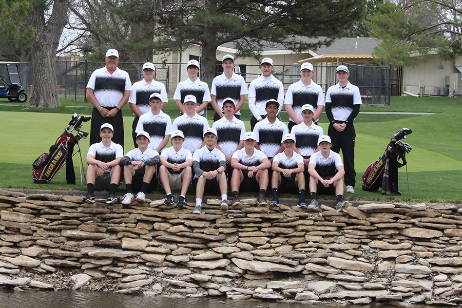 Current boys golf roster for 2017