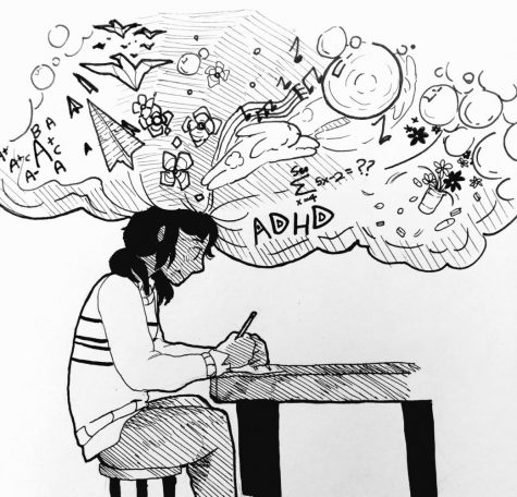Students experience living with ADHD