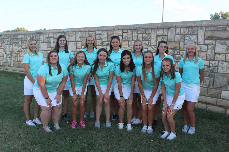 Lady Indian golf team pulls off yet another second-place finish