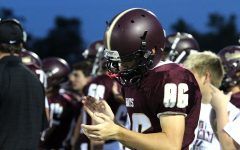 Clark and Brown lead Indian football to a 1-1 record